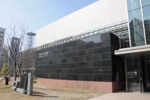 長崎市立図書館・救護所メモリアル