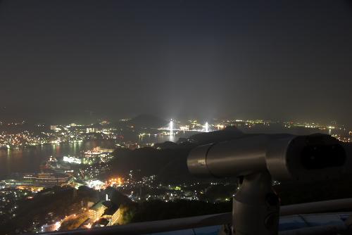稲佐山展望台
