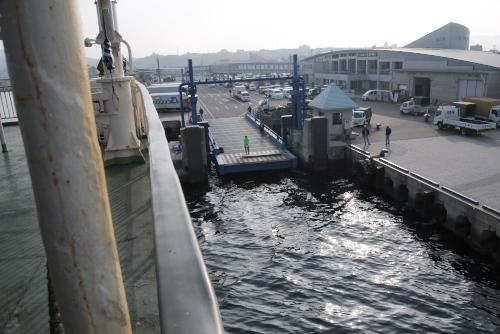 奈良尾港→福江港