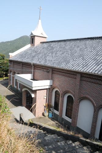 井持浦天主堂