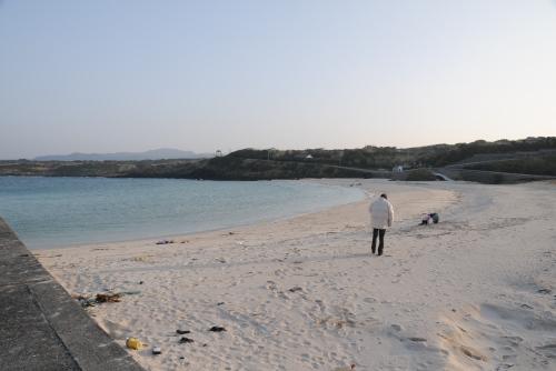 三井楽半島