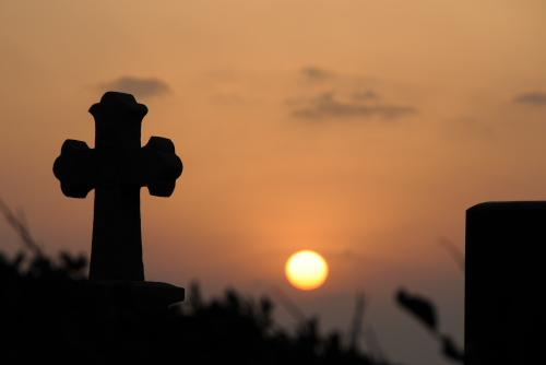 淵ノ元カトリック墓碑群