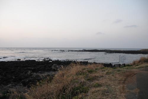 スケアン(石干見漁法遺跡)