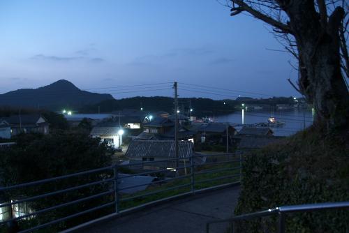 岐宿(きしく)町