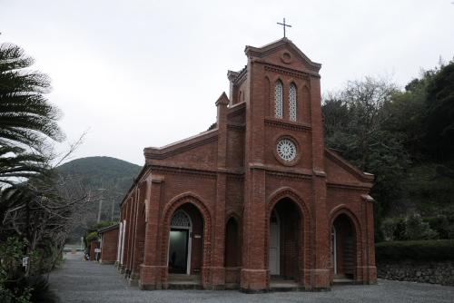 堂崎天主堂