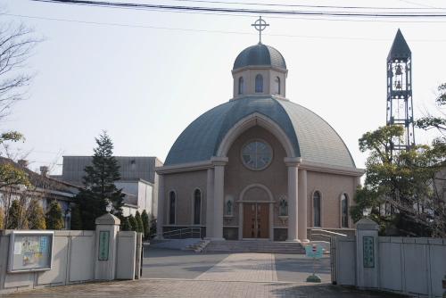 島原カトリック教会(島原殉教者記念聖堂)