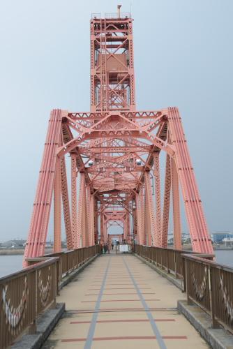 旧筑後川橋りょう(筑後川昇開橋)