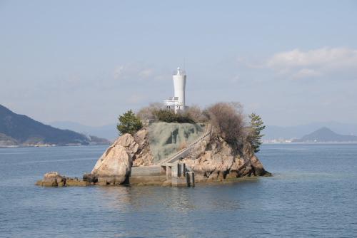 安渡島灯台
