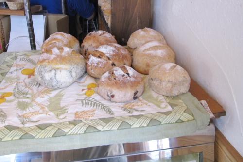 La 毛利のパン