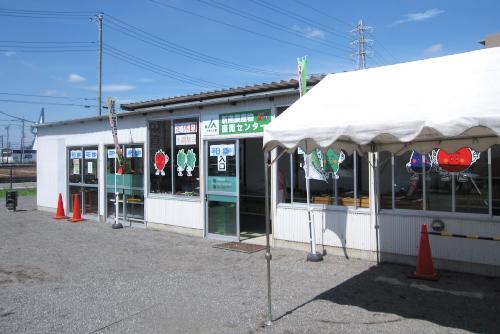 新座農産物直売センター
