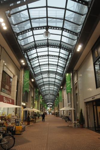 徳島の商店街