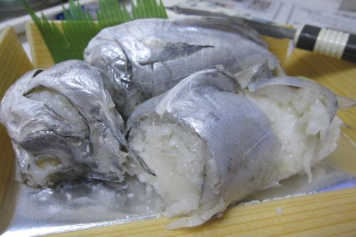 ぼうぜの姿寿司