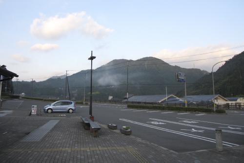 温泉の里神山