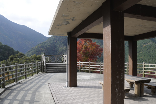 祖谷渓展望台