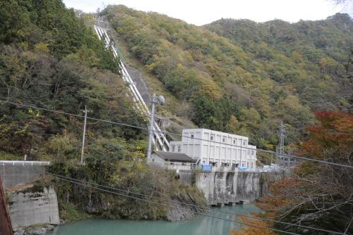 祖谷発電所