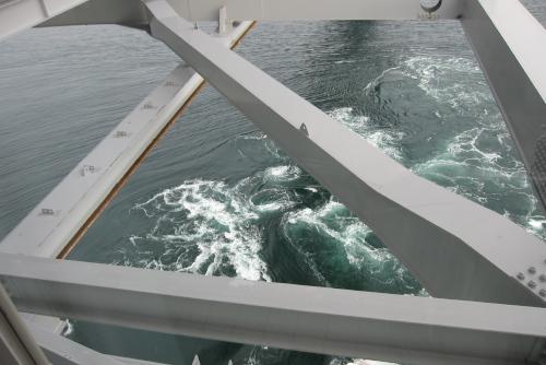 水中観潮船アクアエディ