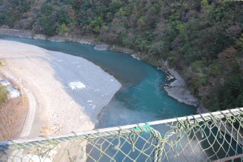 熊野川(十津川)