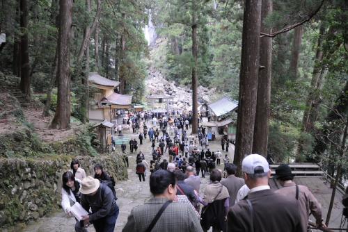 熊野那智大社別宮飛瀧(ひろう)神社