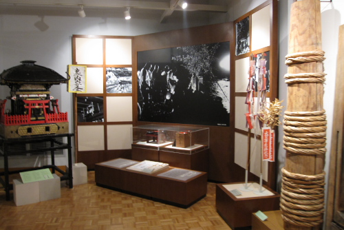浦山民俗資料館