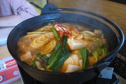 南部ホルモン鍋