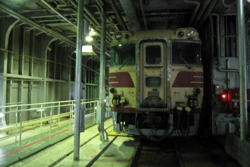 国鉄キハ80系気動車