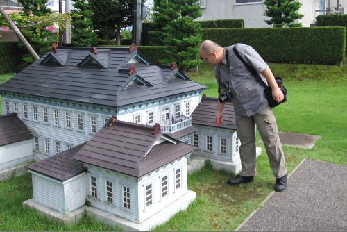 弘前ミニチュア建造物群