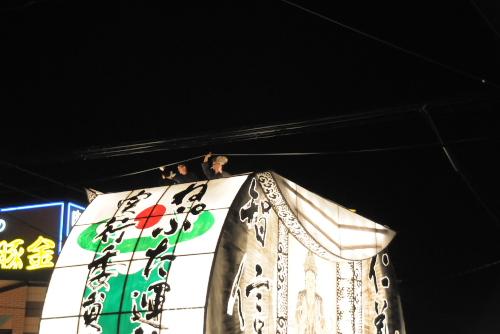 平川(平賀)ねぷた