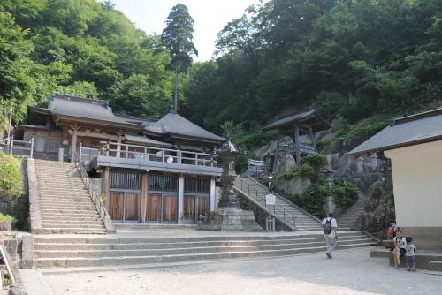 如法堂(奥の院)