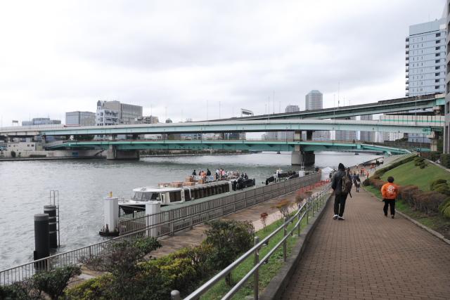箱崎防災船着き場