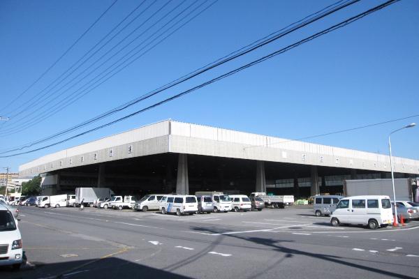 成田市公設地方卸売市場