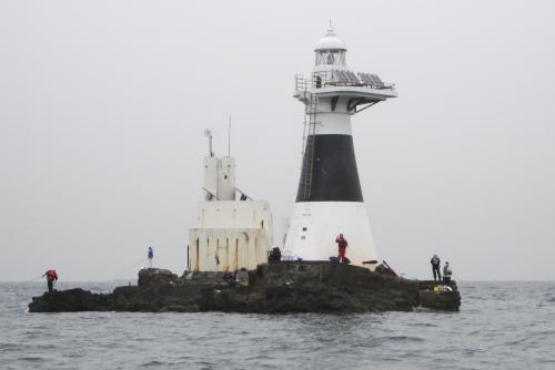 海獺島灯台