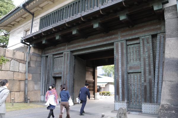 内桜田門渡櫓