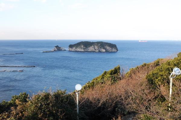 無人島・浮島