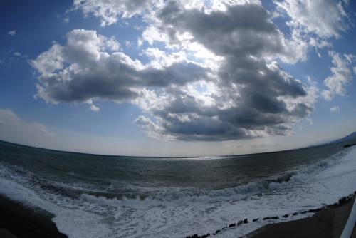 海岸線は決して不変じゃない