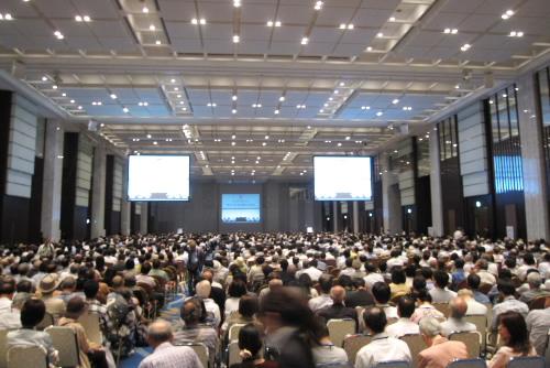 東京電力株主総会