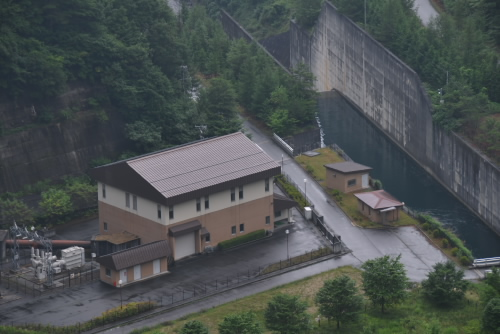 奥木曽発電所