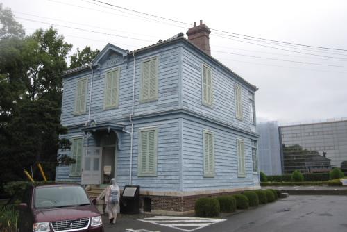 松本市旧司祭館