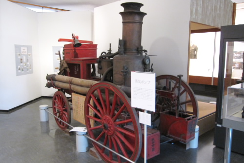 蒸気ポンプ
