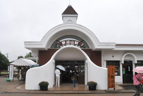 野辺山駅・駅舎
