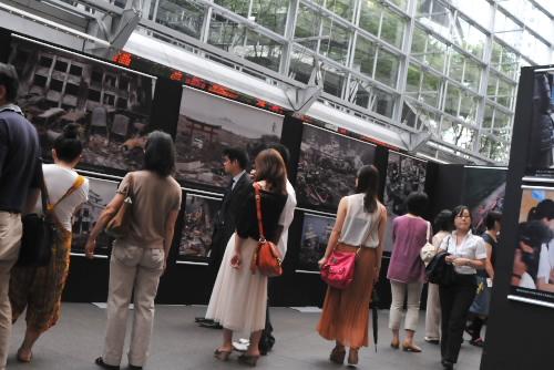 3.11 ユニセフ東日本大震災報告写真展