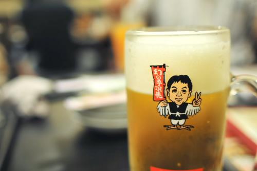 ビールを飲むのは私だけ