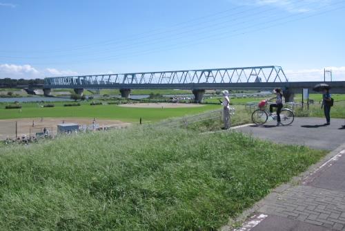 江戸川橋梁:北総線