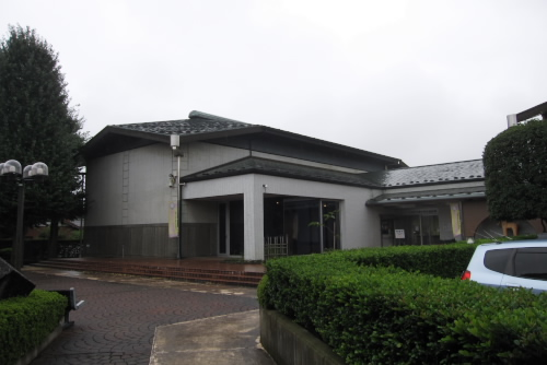 三芳町立歴史民族資料館