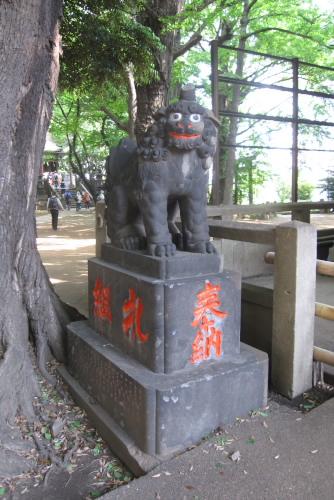 日暮里 諏訪神社