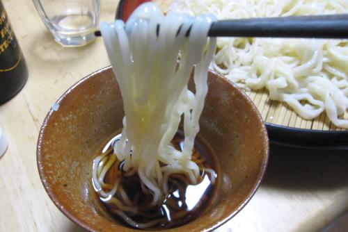 細麺うどん