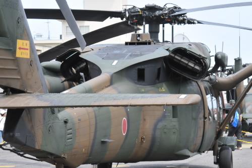 AH-64D アパッチ・ロングボウ の排気口