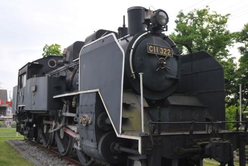 機関車C11-322
