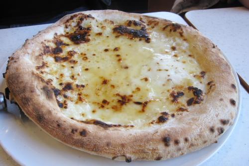 ハニーチーズピッツァ