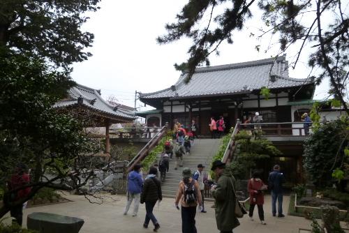 東京新宿 諏訪神社