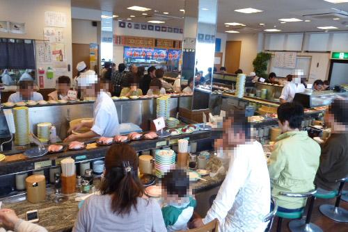回転寿司森田 那珂湊1号店